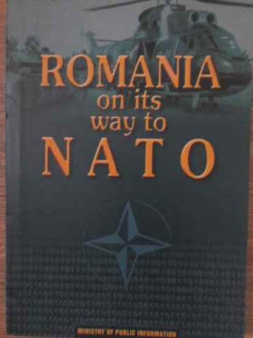 romania on its way to nato                                                                           necunoscut