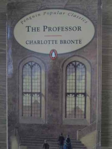 the professor                                                                                        charlotte bronte