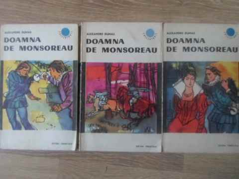 DOAMNA DE MONSOREAU VOL.1-3                                                               ...