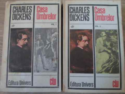 casa umbrelor vol.1-2                                                                                charles dickens