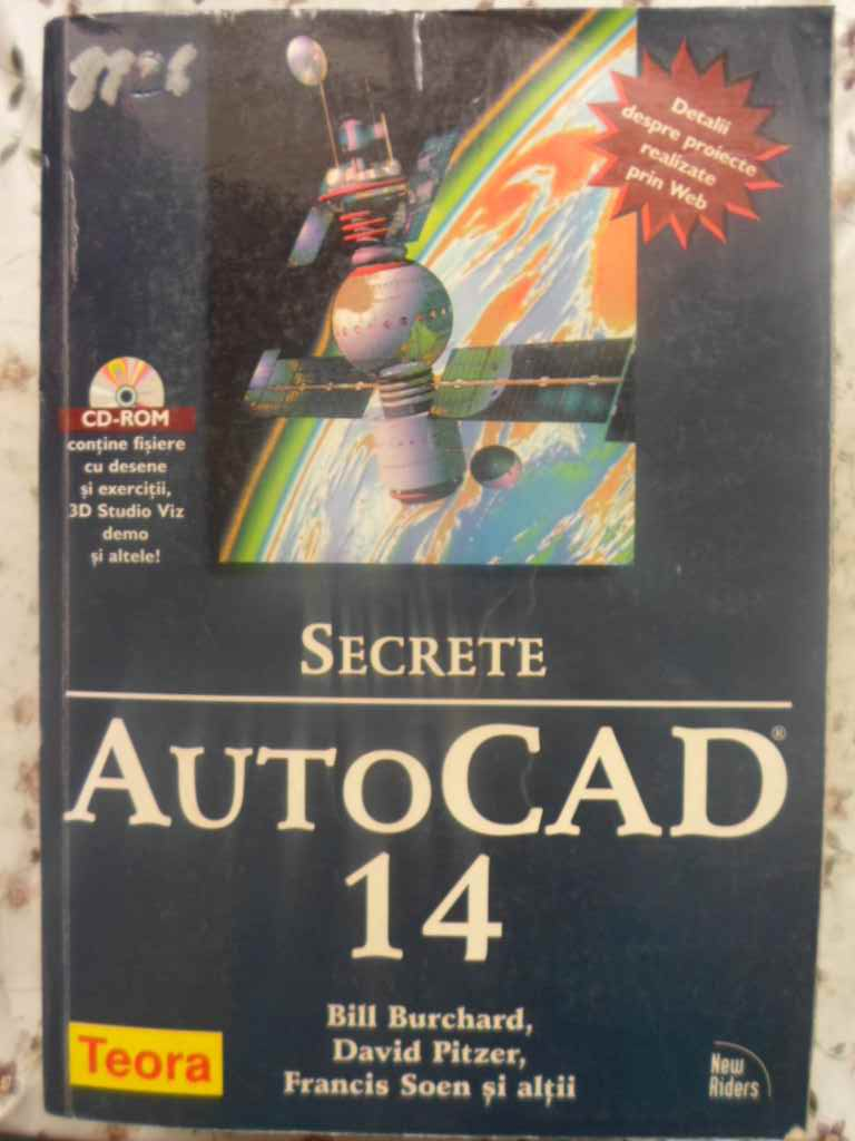 SECRETE AUTOCAD 14 (CD INCLUS)                                                            ...
