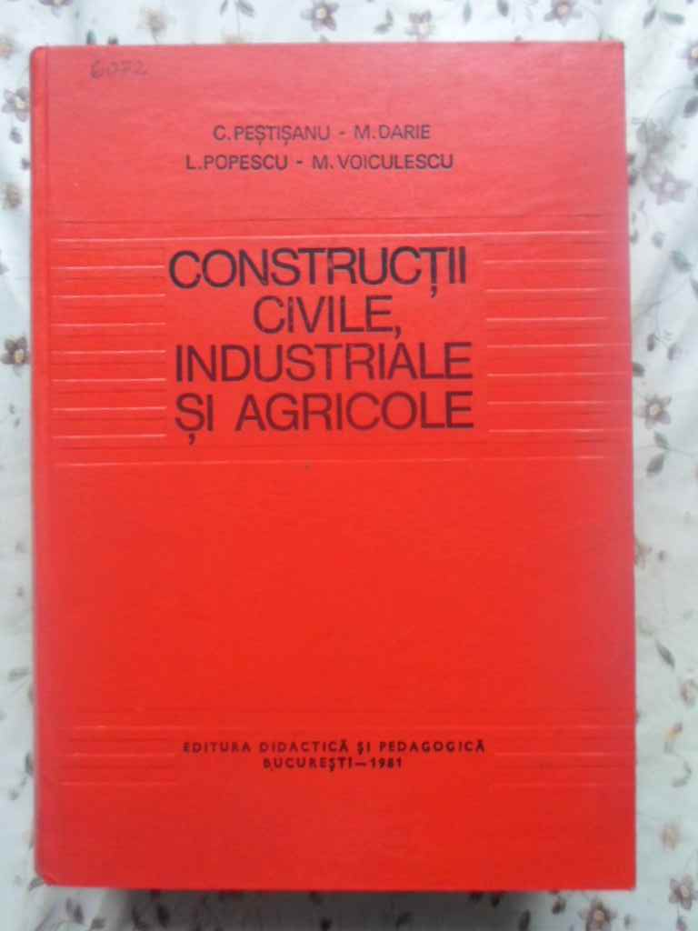 CONSTRUCTII CIVILE, INDUSTRIALE SI AGRICOLE                                               ...
