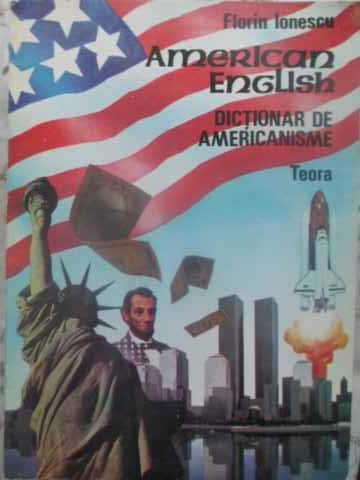 AMERICAN ENGLISH DICTIONAR DE AMERICANISME                                                ...