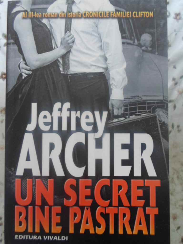 UN SECRET BINE PASTRAT                                                                               JEFFREY ARCHER