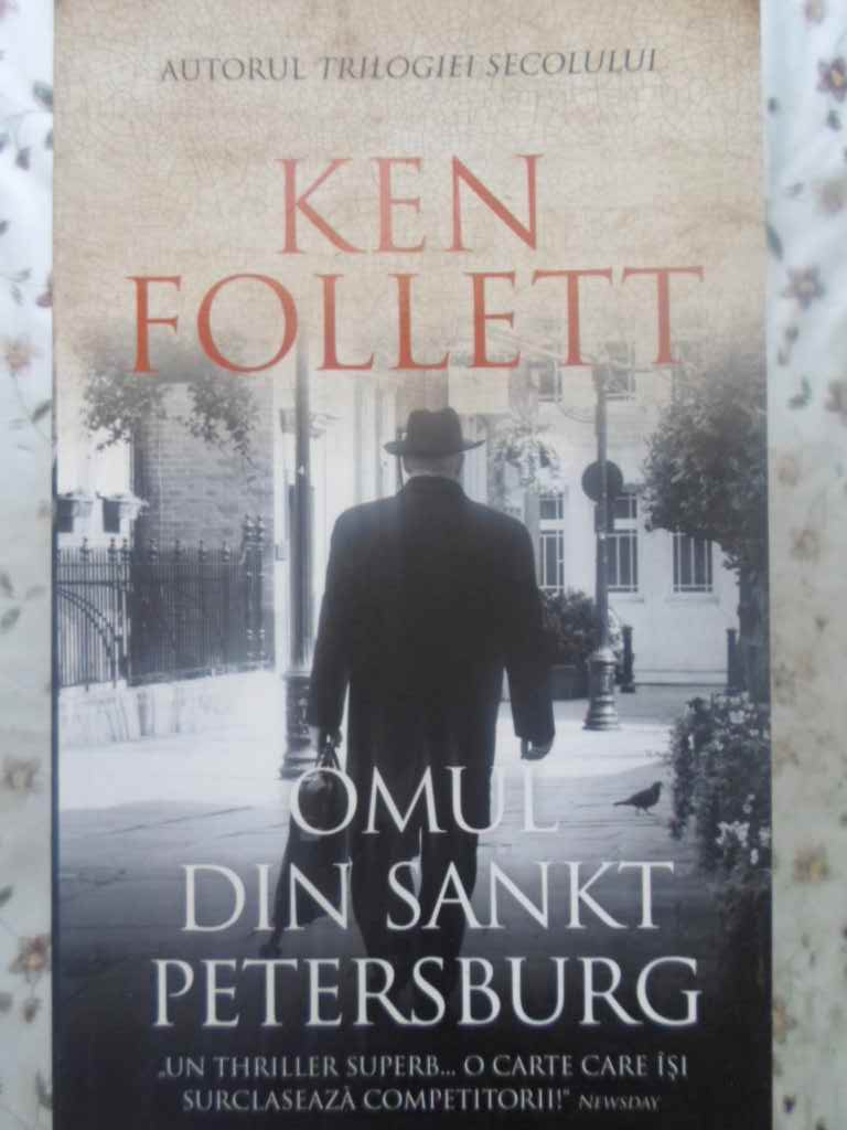 omul din sankt petersburg                                                                            ken follett